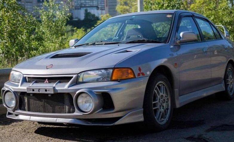 1997 Mitsubishi Lancer EVO IV