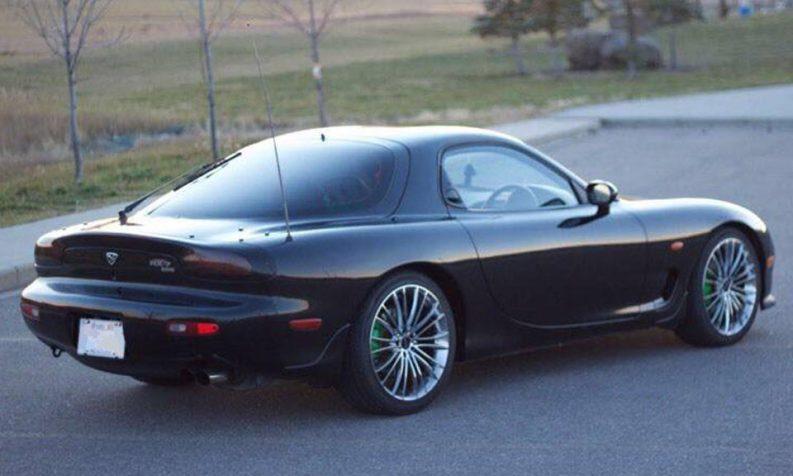 1995 Mazda RX-7 Type R