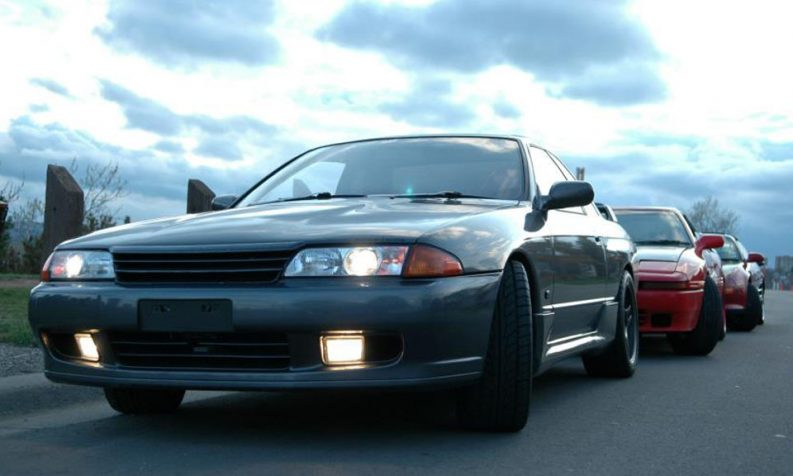 1997 Nissan Skyline GTS-T