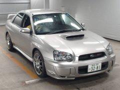 Subaru Impreza WRX STI GDB Blobeye
